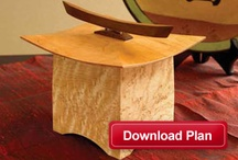 Woodworking Plans / by Brett Lutz
