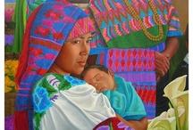 Bordado guatemalteco / by Patricia Guerra Becerra