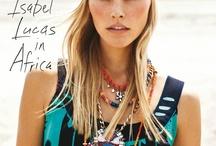 Fashionista / by Jade Mattner