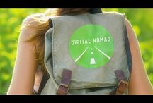Digital Nomad: Live Life Free! / Digital Nomads are people who ditched their desk to pursue a life less ordinary, taking work with them as they go. Digital Nomads are proof that a life of adventure and professional success are not mutually exclusive. They run thriving businesses, write popular blogs, build amazing websites, and more—and they do it on the go, from all corners of the globe. https://www.odesk.com/blog/category/digital-nomads/ / by oDesk