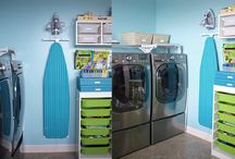 Laundry Room Organization / by Sharon Rowley- Momof6