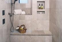 bathroom ideas / by Erin Donakowski Rishwain