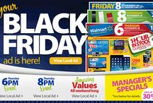 Black Friday Ads 2013 / by Taylor Jean Sonnenberg