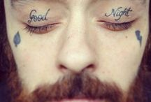 Face Tattoos / Face and head tattoos / by Inked Magazine