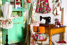 Sewing rooms / by Josette Wittmer