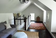 Attic Renovation / by Healthy Girl's Kitchen