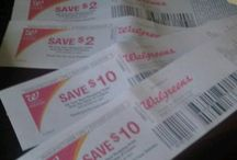 Crazy coupon lady!!! / by Angi Hodge
