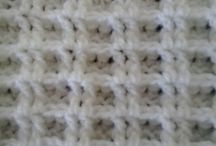 Puntadas crochet por Carmen Banck