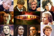 Dr Who / by Marjorie Yarborough