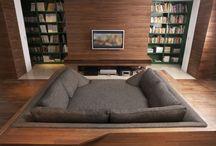 TV corner / by Muriel Haerens