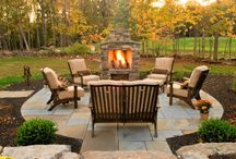 Patio Ideas / by Barb Smith