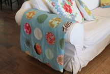 gettin' crafty with fabric: quilting / by Lillian @ ElleTheHeiress