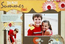 Scrapbooking 2 / by Kris Carver
