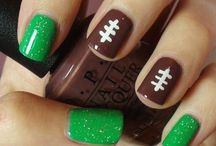 Football/cheer / by Jaime Brock