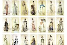Jane Austen's fashion show / by Jane Donnelly