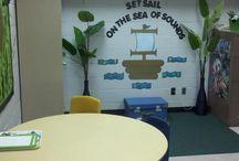 Speech Room / Ideas to decorate my speech room next year! / by Becca Davis