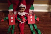Elf in the shelf / by Lacey Evanishin-Curle