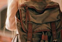 Stylish Backpacks / Cool backpacks. / by Meera Darji
