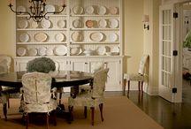 dining room ideas / by Amy Huntley (TheIdeaRoom.net)
