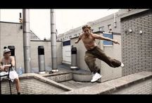 parkour and freerunning / by Maria Korn