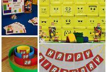 Birthday Lego / by Nicole Shores