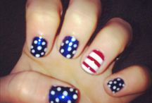 nails / by Kayla Coppinger