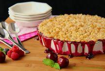 Scrummy Desserts! / by Maureen Shaw | Orgasmic Chef