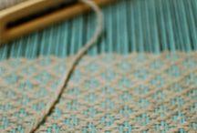 Loom/weaving / by Claudia Rivas Bascuñán