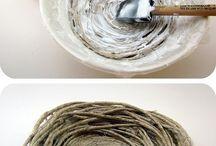 Art & Craft Ideas / by Rebecca Duke