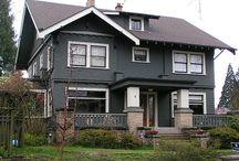 Exterior House Colors / by Melinda Johnson Malamoco