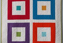Modern Quilt Inspiration / Modern quilts / by Jackie Russell