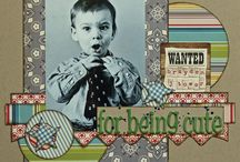 Scrapbook kids / by Debbie Harris