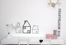Deco chambres enfants / by Patricia Ribeiro
