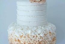 Wedding Cakes / by Allison Kline