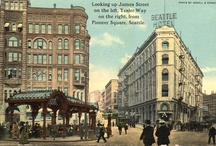Pioneer Square / by Seattle Municipal Archives