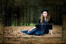 Senior Girl Poses / by Erika Blanchard