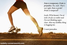 I like to Run / by Myranda Prentiss
