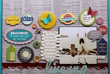 Scrapbooking  / by Kim Bright