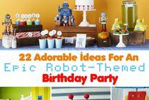 Joint birthday ideas 1 & 3 / by Chelsea Milanowski