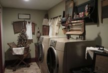 Laundry Room / by Heather Allen