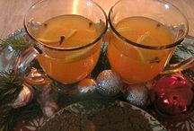 Holiday Drinks (Non-Alcoholic) / by Janet Griffin