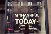Thankful / by Metropolitan Ministries