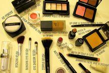 Makeup stash / by Happy Locks