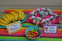 birthday party ideas / by April Stalling Powell