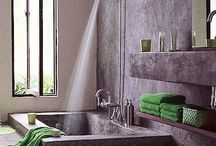 Baths / by Sharon Jackson