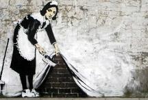 Street Art / by Abby Benner