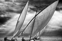 I'm on a boat / Sailing is in my blood / by DMPX Photography