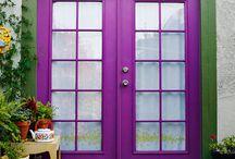 Doors & Floors / by Brenda Hurst