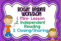 Readers Workshop / by Melanie Ralston Valencia