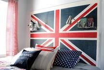 Union Jack && Proud / by Dee Nevitt